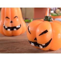 Velas de Halloween en forma...