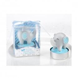 Vela Elefante Azul